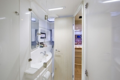 Leopard 48 (Light) -Bathroom 2 (Custom)