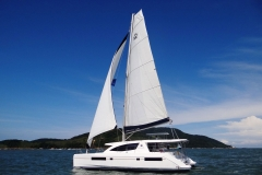 Leopard 48 Sailing 3 (Custom)