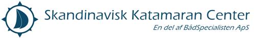 Skandinavisk Katamaran Center / BådSpecialisten – Fjeldhammervej 15 – 2610 Rødovre – T: 4354 4300 Logo